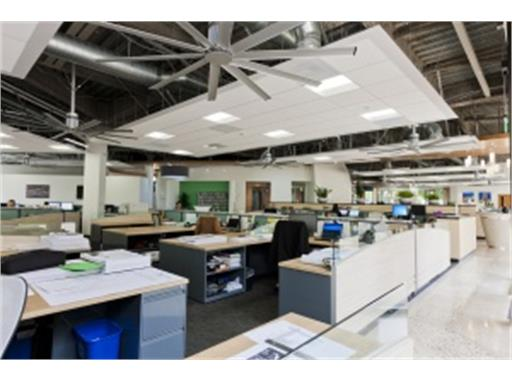 DPR Construction Designs Environmentally Responsible Workspace Using Acuity Brands Lighting and Controls Solutions
