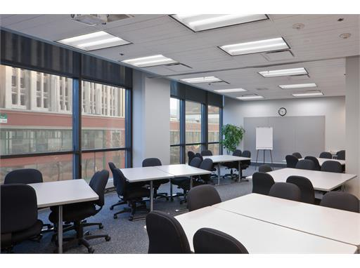 Landmark Office Building in Cleveland Business District Renovates Lighting with Acuity Brands Relight Kits