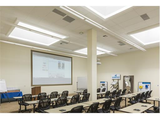 Acuitybrands media center acuity brands opens new state of the art daylighting training center as part of newly renovated sunoptics facility