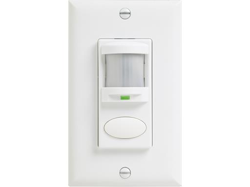 Acuity Brands Launches Wall Switch Sensor with Convertible Neutral/Ground Connection