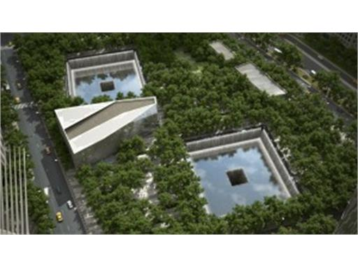 Winona Lighting Luminaires Used in NYC's 9/11 Memorial