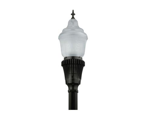 Holophane Luminaires Picked for City's Renovation