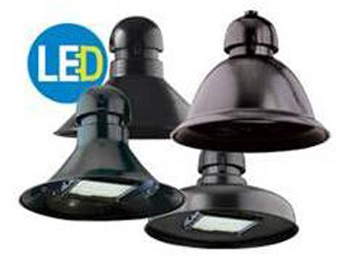 New GlasWerks LED Series Features 4 Fixtures