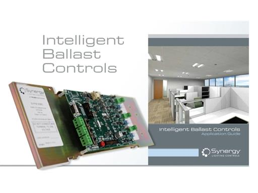 Synergy Intelligent Ballast Control: Ultimate in Performance