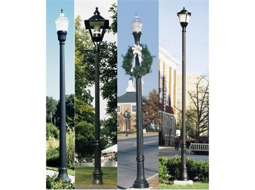 Doing Decorative Poles? Here's Detailed Data