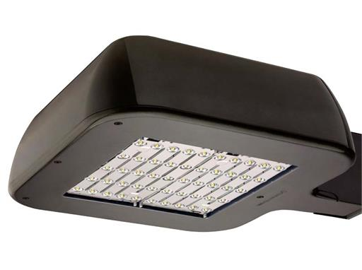Building-mounted ALX LED