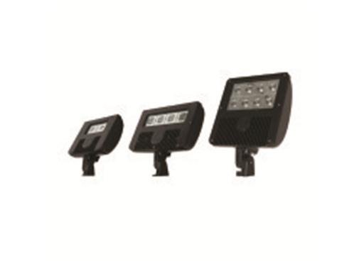 D-Series LED Flood luminaires
