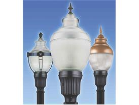 New Holophane Acrylic Washington PostLite® II LED Luminaires Deliver More Design Choices and Increased Energy Savings