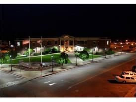 Historic City Hall Get Holophane LED Relighting Facelift