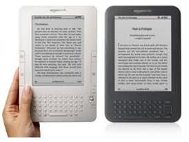 Win an Amazon Kindle 3G Wireless e-Reader!