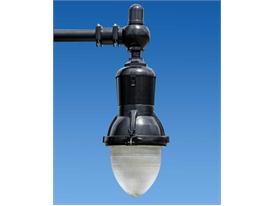 Holophane Pedestrian Tear Drop LED Series