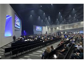 Southland Christian Church Specifies LED Downlights from Acuity Brands to Illuminate New Worship Facility