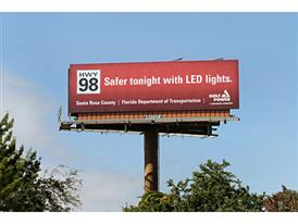 Florida Department of Transportation Addresses Highway Safety Concerns with LED Lighting from Acuity Brands