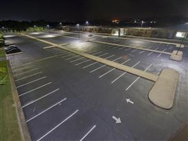 Autobahn LED Luminaires from Acuity Brands Reduce Energy Consumption, Enhance Safety at Bartow County College