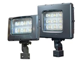 New Holophane LED Floodlights from Acuity Brands Save Energy, Reduce Maintenance, Improve Quality of Light
