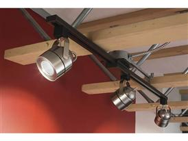 New Energy-Efficient Decorative Track Lighting from Acuity Brands Adds Character and Flair to Any Space