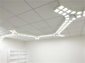Trilia OLED luminaire