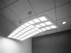 Kindred™ OLED luminaires