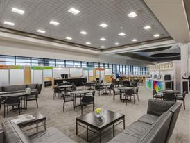 New Acuity Brands Lighting Installation in Las Vegas Convention Center Offers LIGHTFAIR Visitors a Glimpse of its Produc