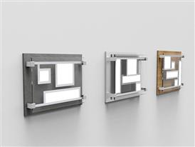 Rian™ OLED sconces
