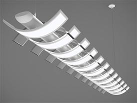 Concept AR-14 OLED luminaire