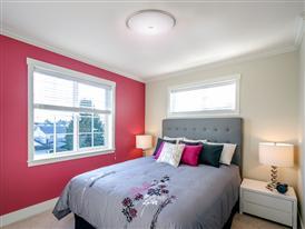 Lithonia Lighting Bedroom w/ Traditional ON
