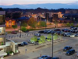 Acuity Brands Outdoor LED Lighting Helps Wisconsin Healthcare Provider to Achieve Sustainability and Energy Savings Goal
