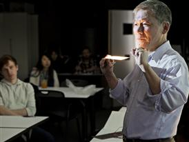 UC Davis Presentation with Peter Ngai