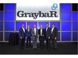 Acuity Brands Receives Two Graybar Supplier Excellence Awards