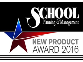 Acuity Brands Tunable White Luminaire wins School Planning & Management magazine's highest new product award