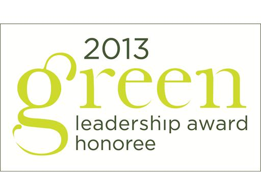 Sunoptics Green Leadership Honoree