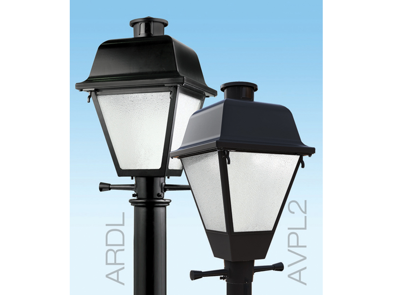 Acuity Brands Now Offers AEL Valiant and American Revolution Models as LED Luminaires
