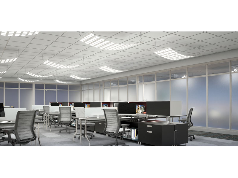 Acuity Brands Displays Award-Winning, Cutting-Edge OLED Lighting  at Light + Building 2014