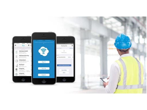 Mobile Apps from Acuity Controls Offer Quick and Easy Lighting  Configuration and Control in the Palm of Your Hand