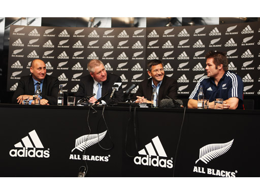 All Blacks event