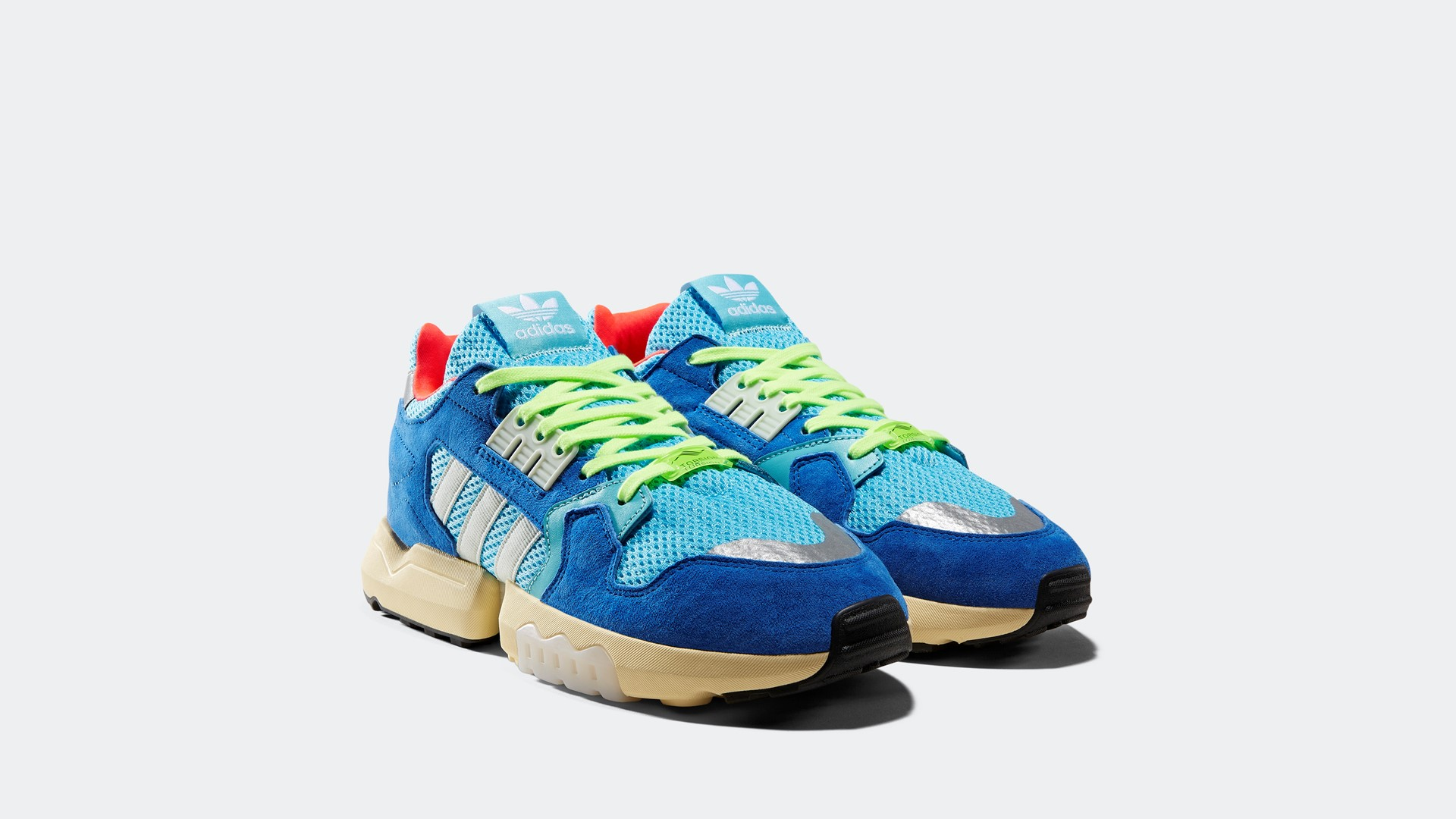 premium selection 8c69e 0d359 adidas Originals Reveals Its Reimagined ZX Torsion Silhouette
