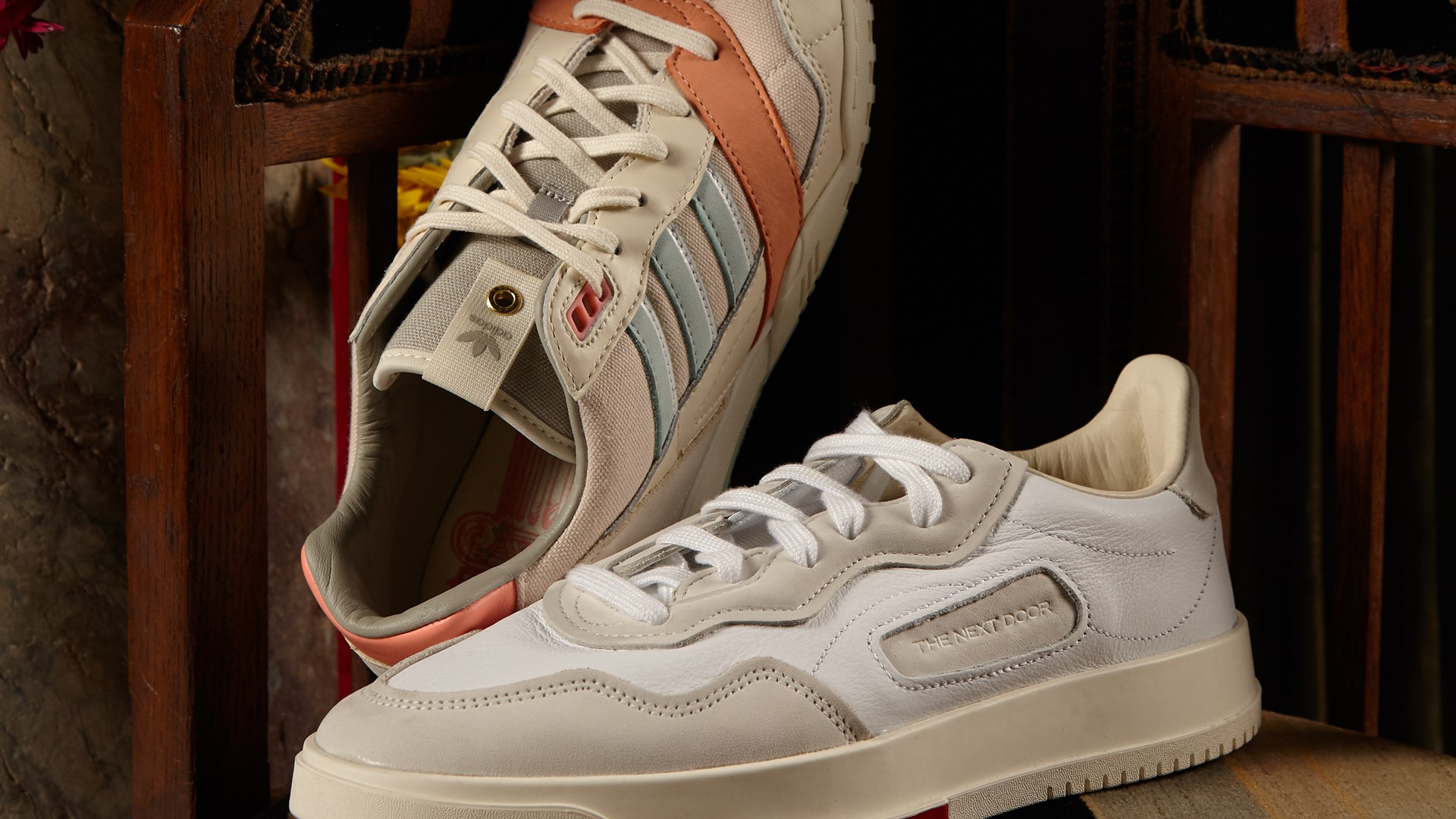 RUNNING WITH PASSION: Media Release: adidas Originals by