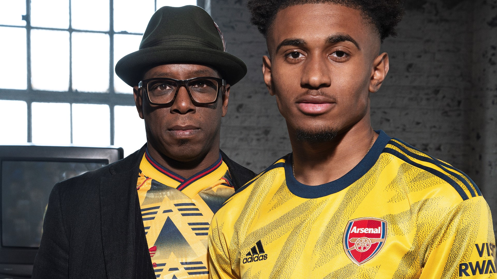 timeless design 2910b 1f800 adidas Football and Arsenal Reveal 2019/20 Away Kit