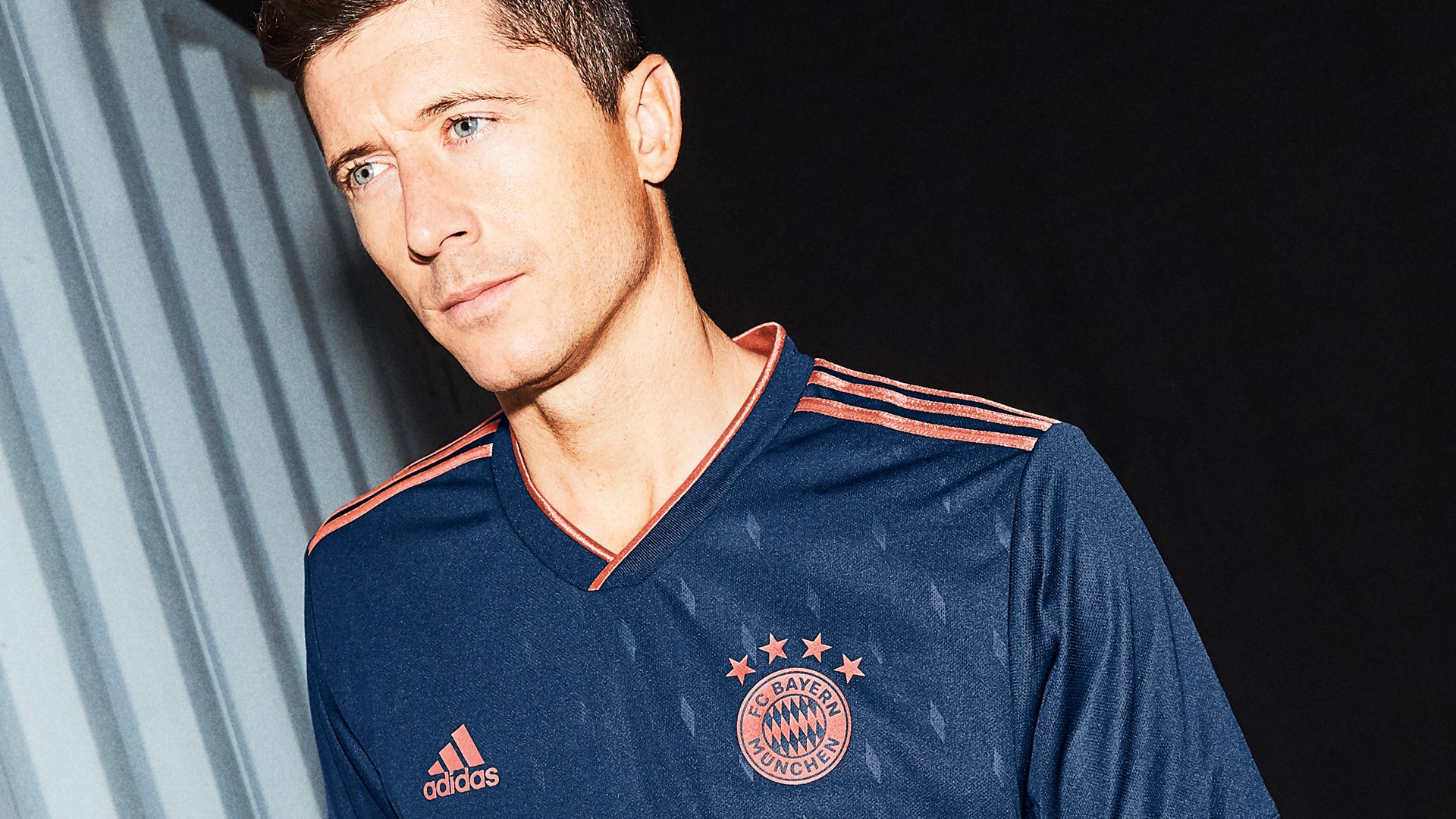 buy popular f91e5 c4998 adidas launches the FC Bayern Munich third Kit for the 2019 ...