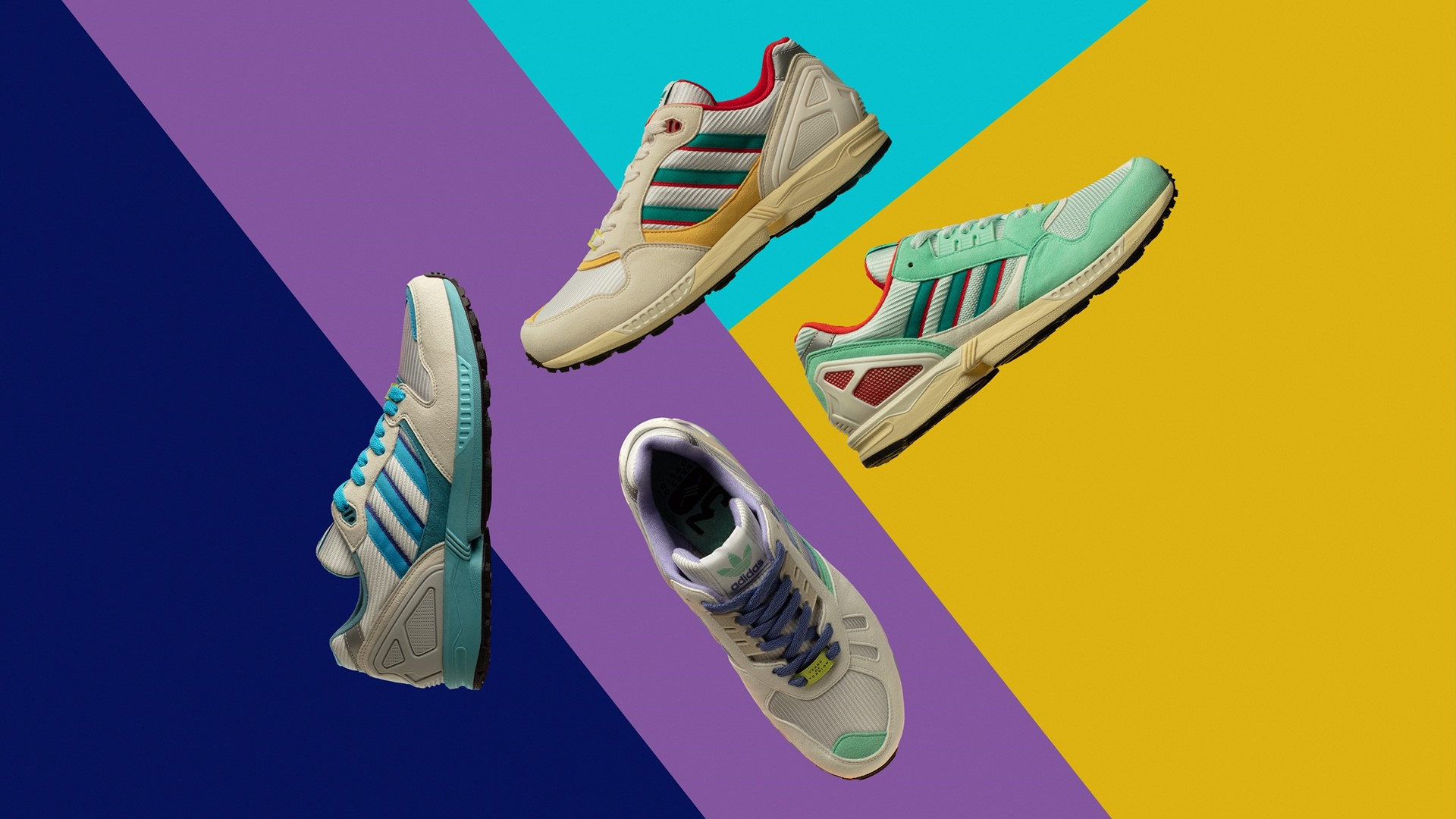 best service 00944 f0136 adidas Originals Presents OG ZX Series