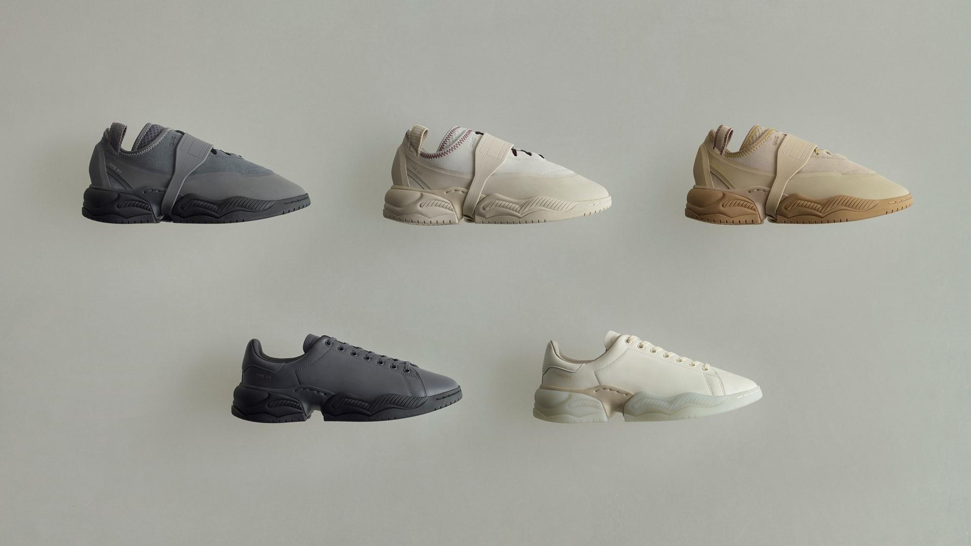 adidas Originals and OAMC Reimagine The