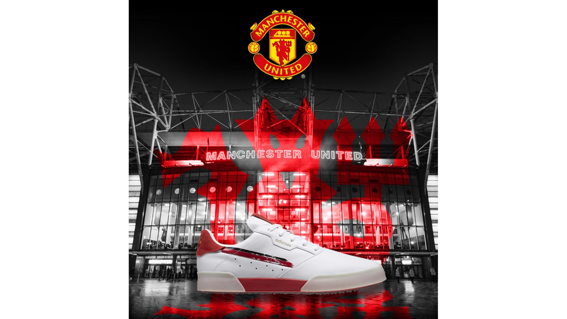 The Course Meets the Pitch with Limited Edition Manchester United ...