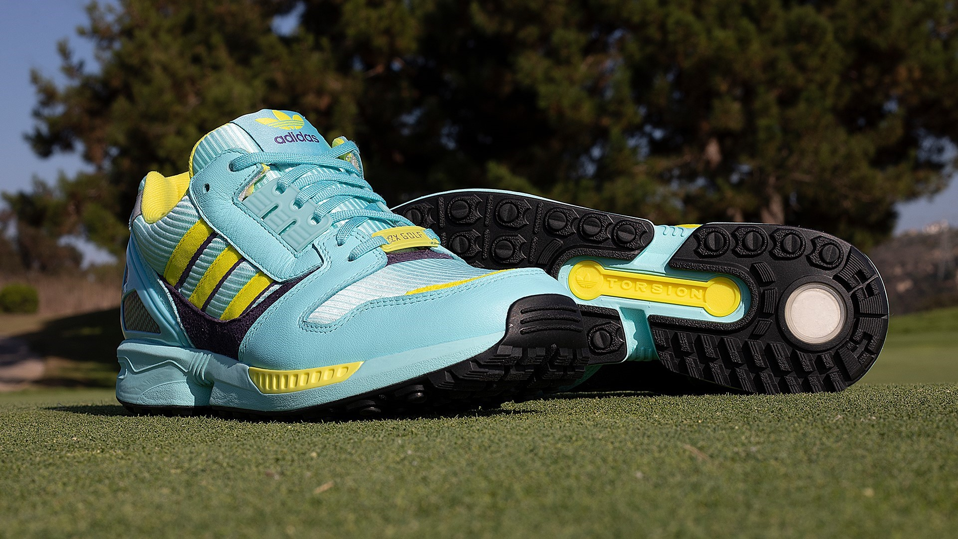 Now on the Tee: Limited-Edition ZX 8000 Golf