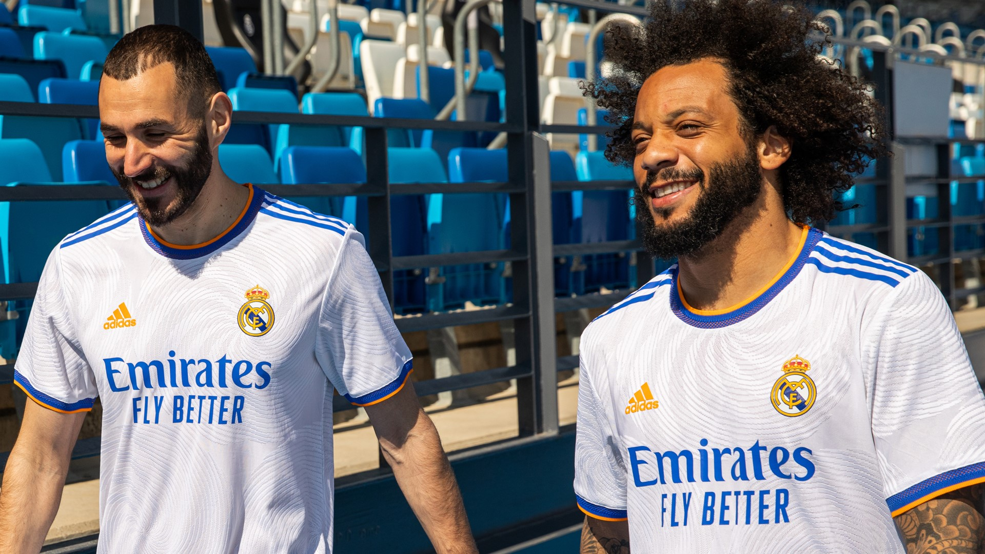 REAL MADRID 2021/22 SEASON HOME JERSEY: A SYMBOL OF THE REAL ...