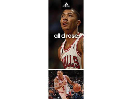"""all adidas"" Global Brand Campaign - Derrick Rose"