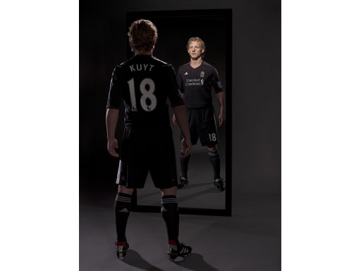 f3e16e83b The Shirt   Design The new Liverpool Football Club Away kit for the 2011 12  season takes ...