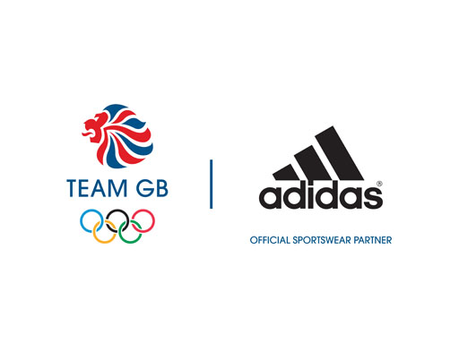 Team GB adidas logo