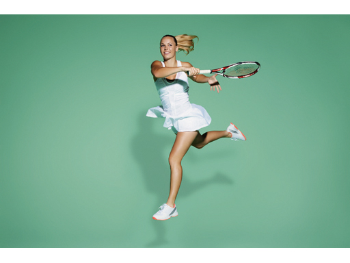 Caroline Wozniacki outfit for Wimbledon Image 1