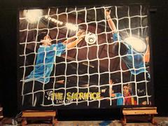 Own the moment: this painting of FIFA 2010 WORLD CUP ADIDAS THE SACRIFICE JULY 2