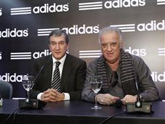 Conferencia de Prensa Alfio Basile y Carlos Alberto Parreira